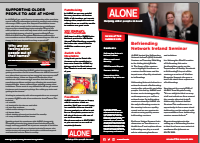 ALONE Summer Newsletter 2016