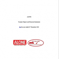 2014 ALONE Financial Report