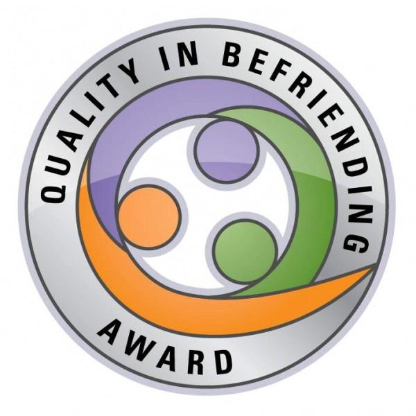 Befriending Quality Logo
