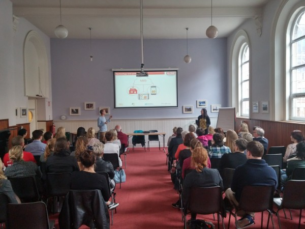 volunteering in Ireland, ALONE info session